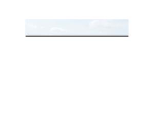 SYSTEM Dekor-Matt-Ku-Glas kürzbar hoch Set 180x30cm