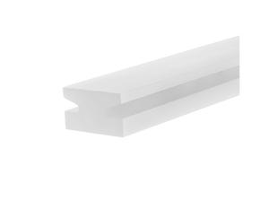 DreamDeck Blindleiste für Lichtleiste (kürzbar) 100x4x2cm