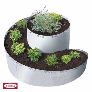 Aus Aluminium Stahl Hochbeete Fruhbeete Gartenausstattung
