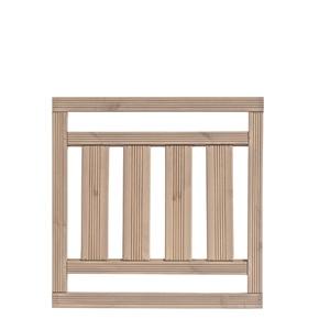 Terrassenelement Tina (sandton lasiert)