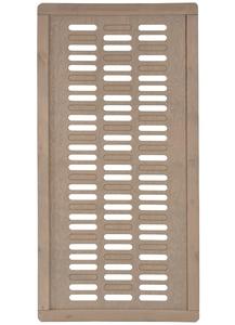 Zaunserie Lisa, sandton lasiert (R40x65)