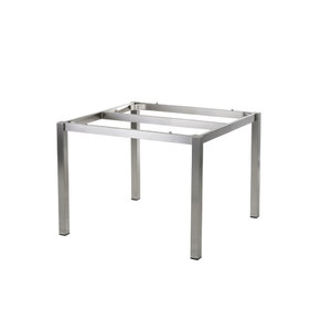 San Marino Tischgestell ? 98 cm - (Edelstahl)