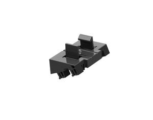 CONSTEP Einzelaufnahme schwarz für einfache UK 40x40mm