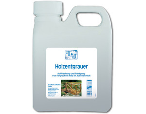 Holzentgrauer 1 Liter