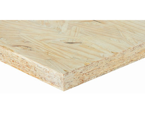 OSB 3, 2500 x 675 x 12 mm (Nut & Feder Kompaktholz Contifinish)