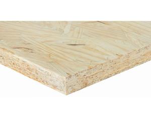 OSB 3, 2500 x 675 x 22 mm (Nut & Feder Kompaktholz Contifinish)