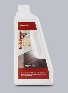 holzSpezi Aqua Öl 0,75 Ltr.