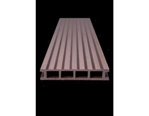 SombraDeck geriffelt ca 6000x162x28 mm (Hohlkammerdiele mit Barfuß- und)