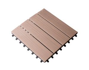 Solid Klickfliese co-extrudiert Ahorn (30x30cm)