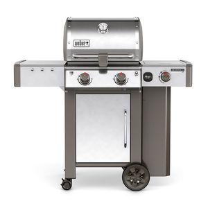 Gasgrill Genesis® II LX S-240 GBS, (Edelstahl)