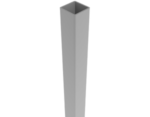 Ambiente Pfosten, 6x6x100, Silbergrau