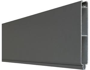 Lumino Einzelprofil Anthrazit 180x15x2cm