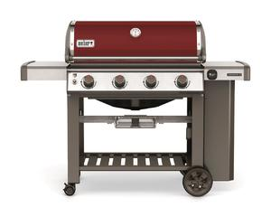 Weber Genesis® II E-410 GBS®, Crimson