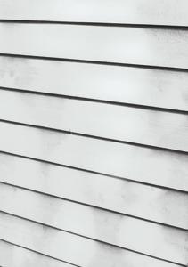 Fassadenprofil CONO - Fichte farbig behandelt