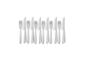 Deluxe Steak-Set, 12-teilig