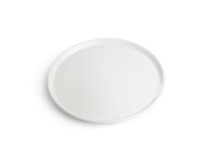 Porzellan-Teller, gross, 2 Stück
