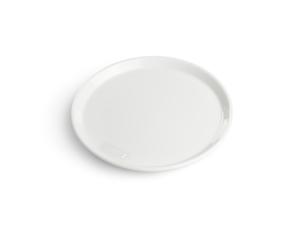 Porzellan-Teller, klein, 2 Stück