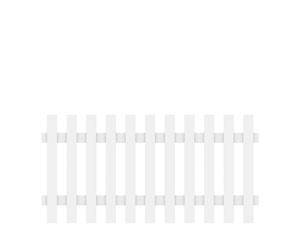 LONGLIFE CARA XL gerade, weiß 180x90cm