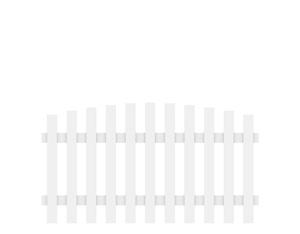 LONGLIFE CARA XL rund, weiß 180x90(100)cm